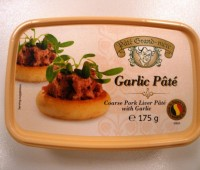 Image of Garlic Pate Micro 12 x 175g