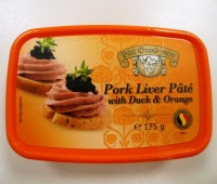 Image of Duck Pate Micro 12 x 175g