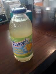 Image of Snapple - Heavenly Lemonade 500ml x 12