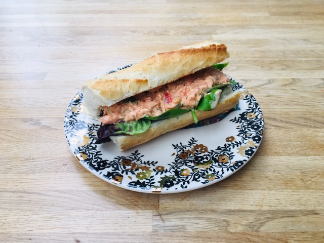 Hot and Spicy Chicken Sandwich Filling 1kg