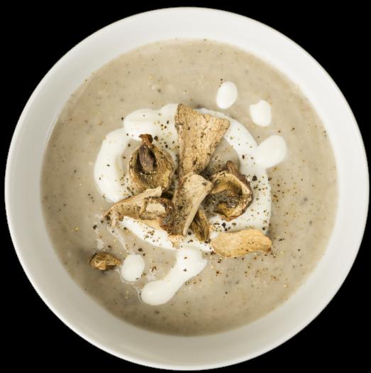 Image of Wild Mushroom Soup 4kg