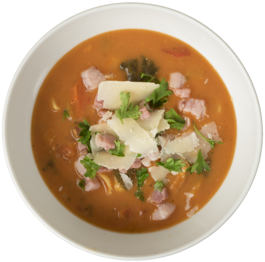 Image of Italian Tomato and Pancetta Soup 4kg