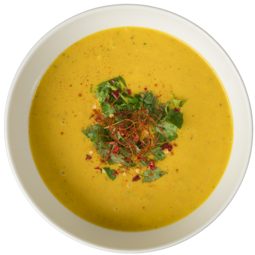 Spiced Carrot Soup 4kg