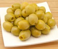 Pitted Green Olives Jar 4.3kg