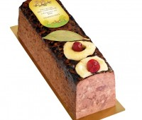 Image of Christmas Pate Logs 1kg