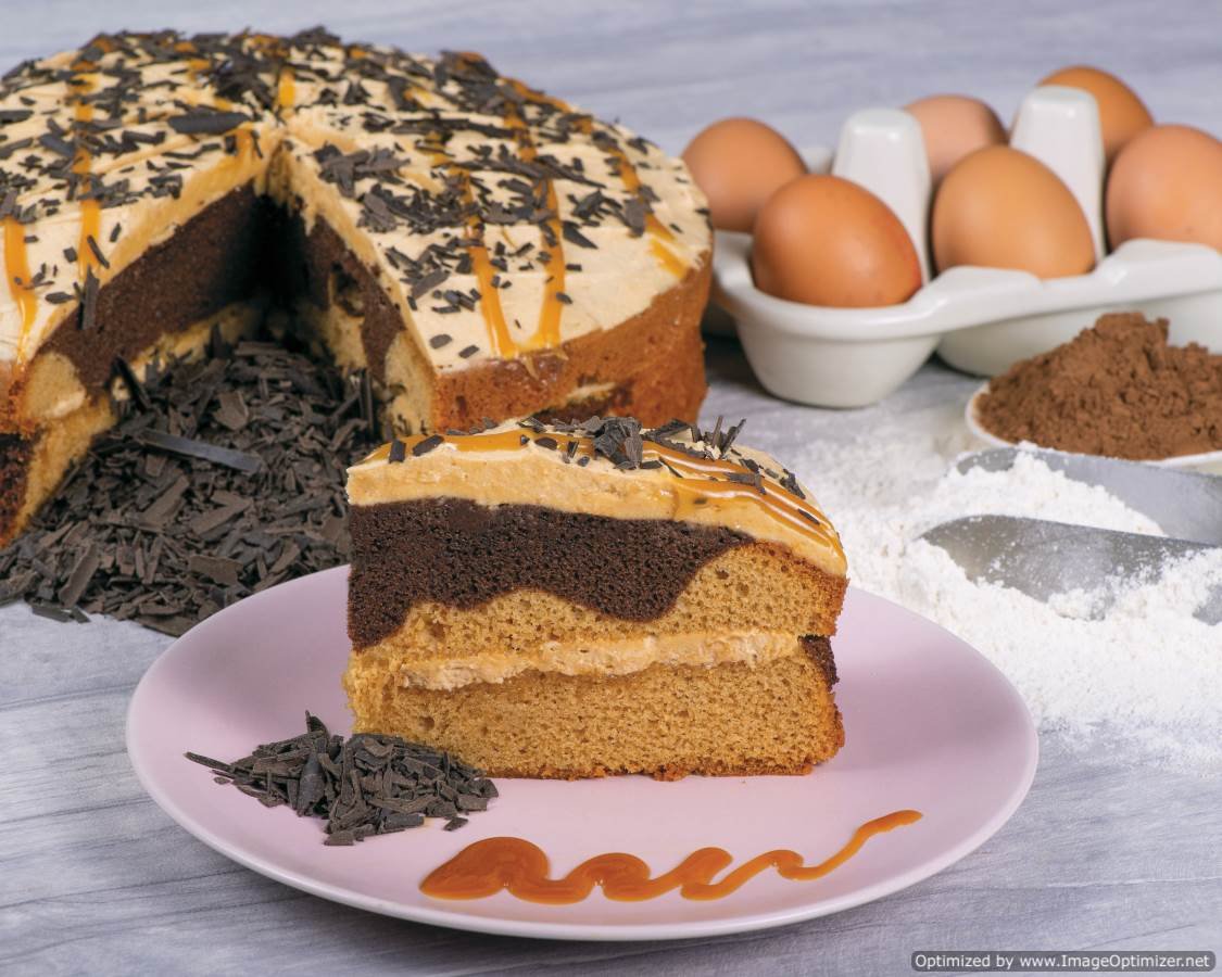 Image of Millionaire Cake