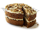 Image of Carrot Cake ( Gluten Free ) 14 Portions