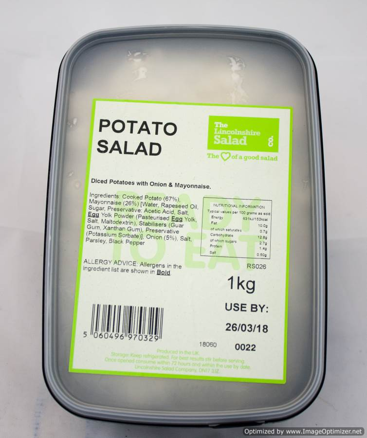 Image of Potato Salad 1kg