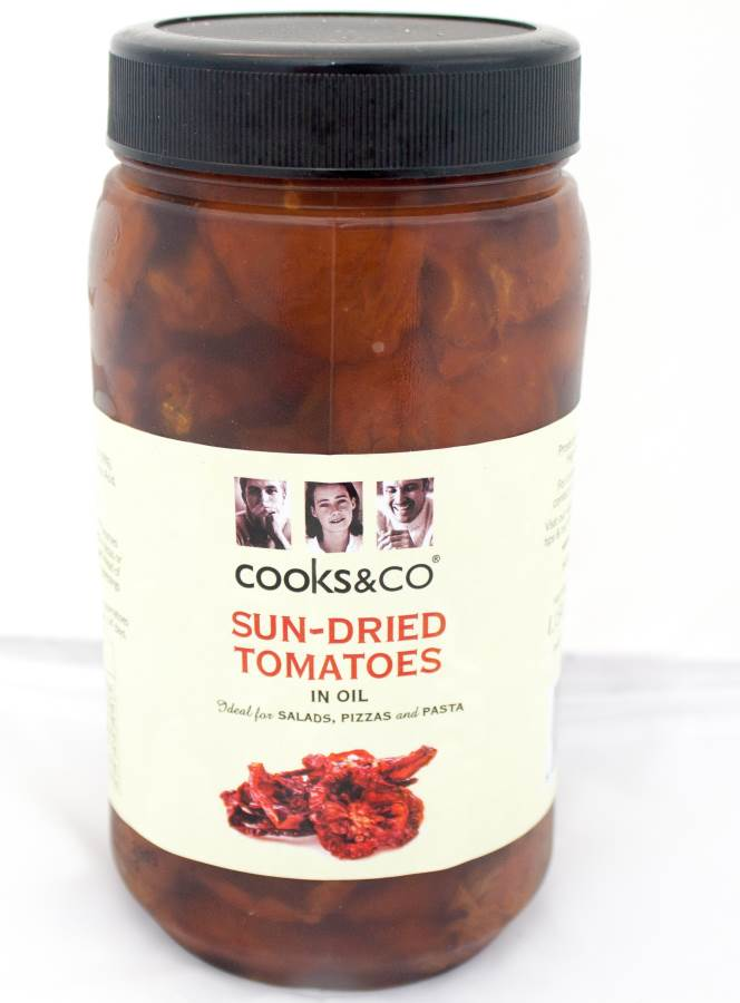 Image of Sundried Tomatoes 1kg Jars