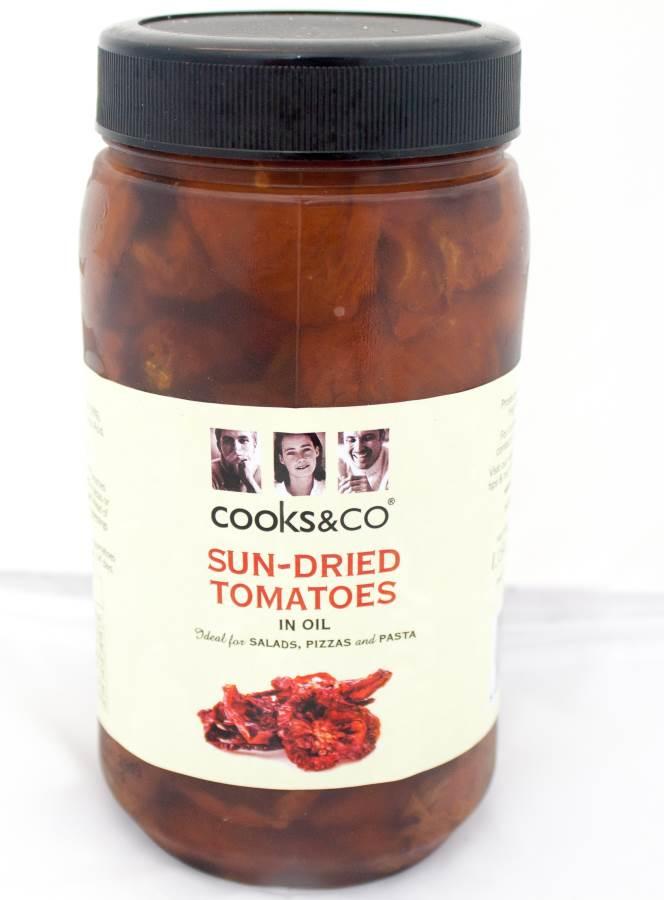 Sundried Tomatoes 1kg Jars