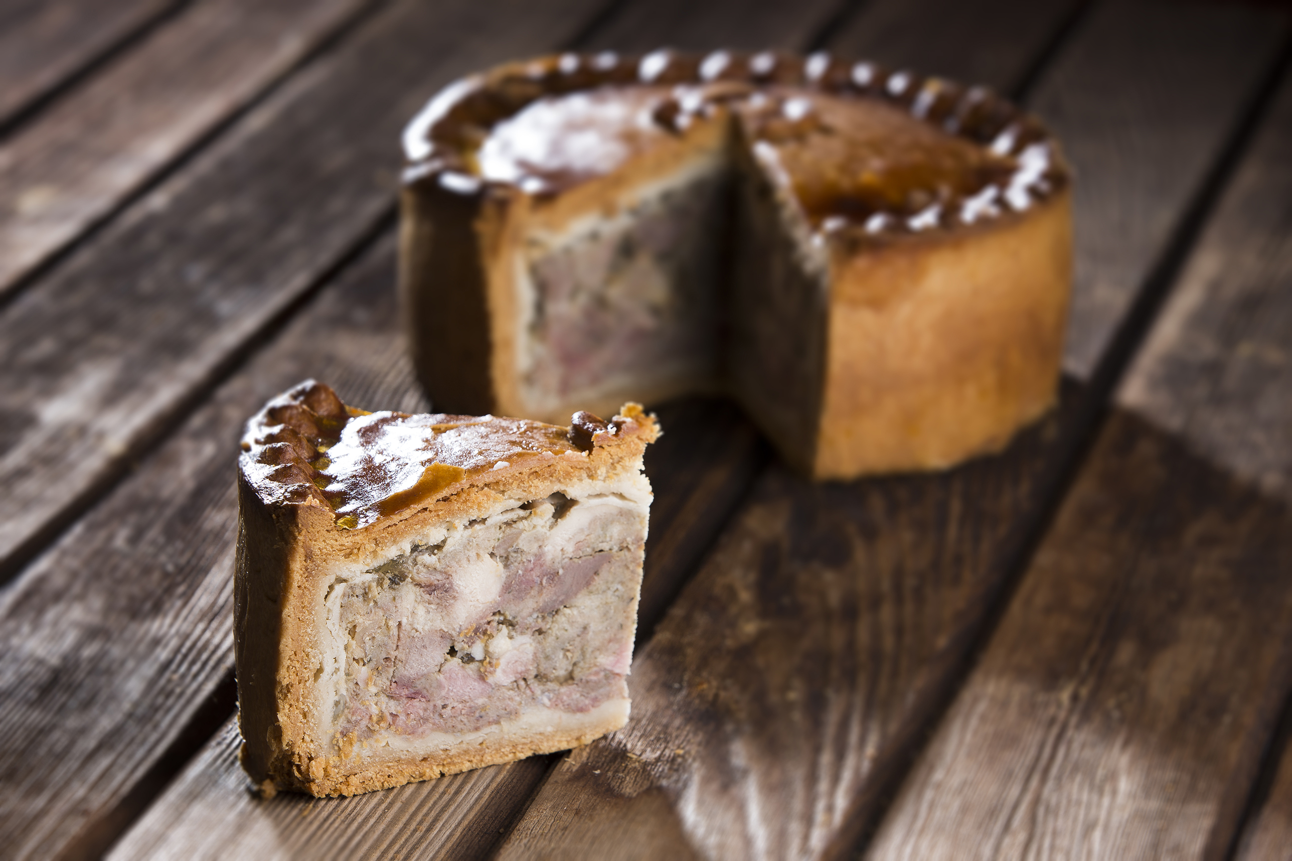 Image of 5lb Pork Pie Round