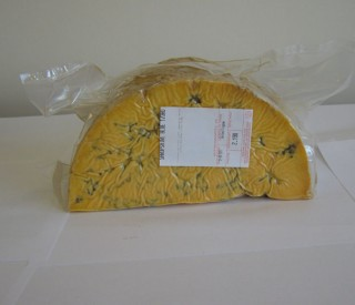 Image of Blue Shropshire Cheese 2kg