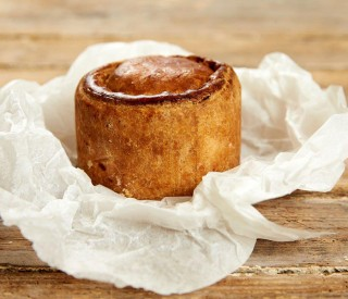 Image of Large Individual Pork Pie 1lb x 10 case (wrapped)
