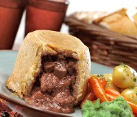 Steak & Kidney Puddings Large 8 x 370g