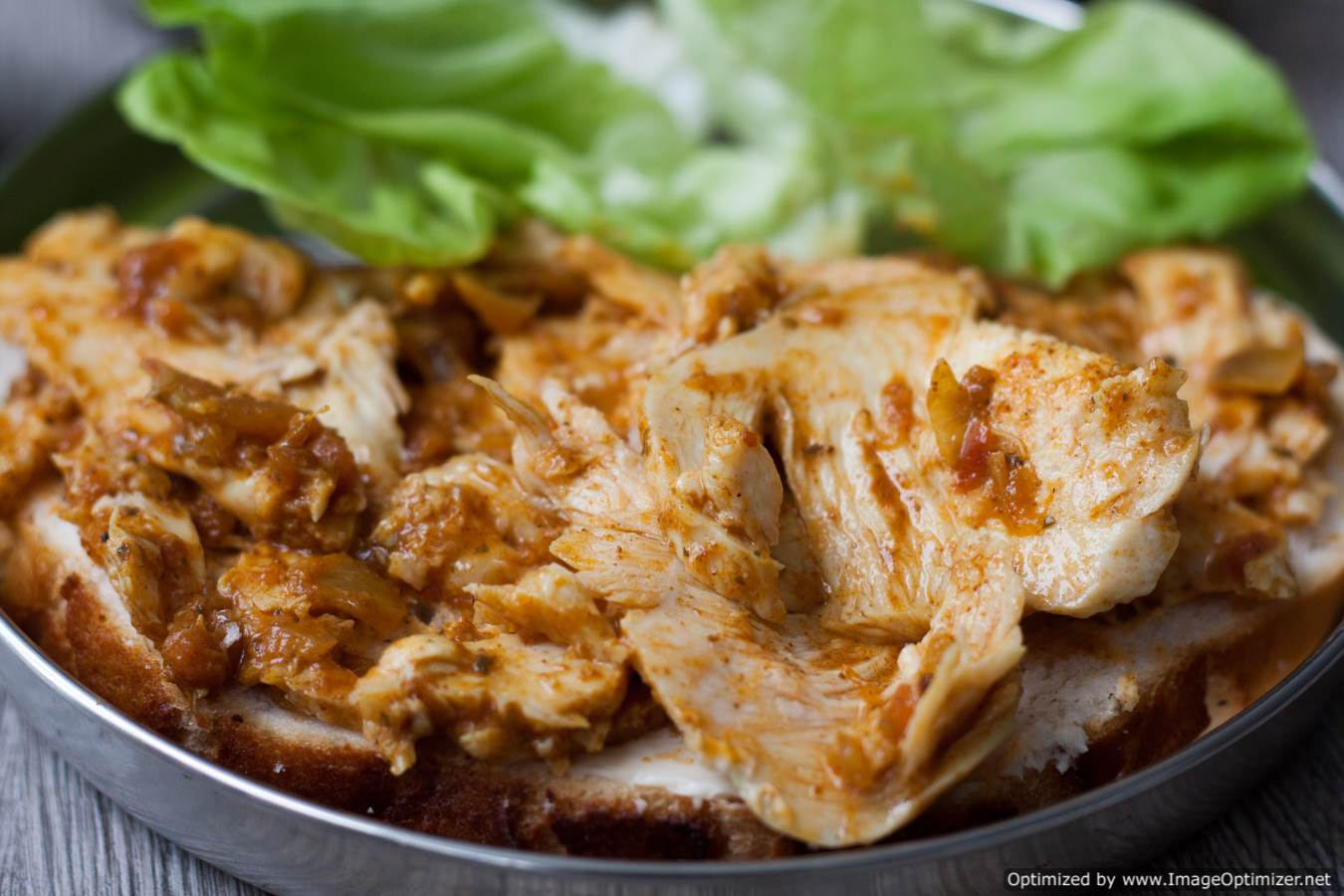 Image of SPECIAL Chicken Madras Sandwich Filling 1kg