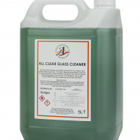 image of All Clear Glass Cleaner