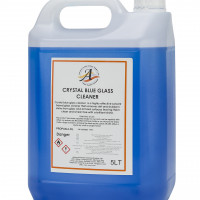 image of Crystal Blue Glass Cleaner