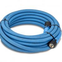 image of 15 meter 2 wire blue 3/8 bsp-f-3/8 bsp-f