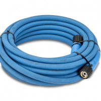 image of 20 meter 2 wire blue 3/8 bsp-f-3/8 bsp-f