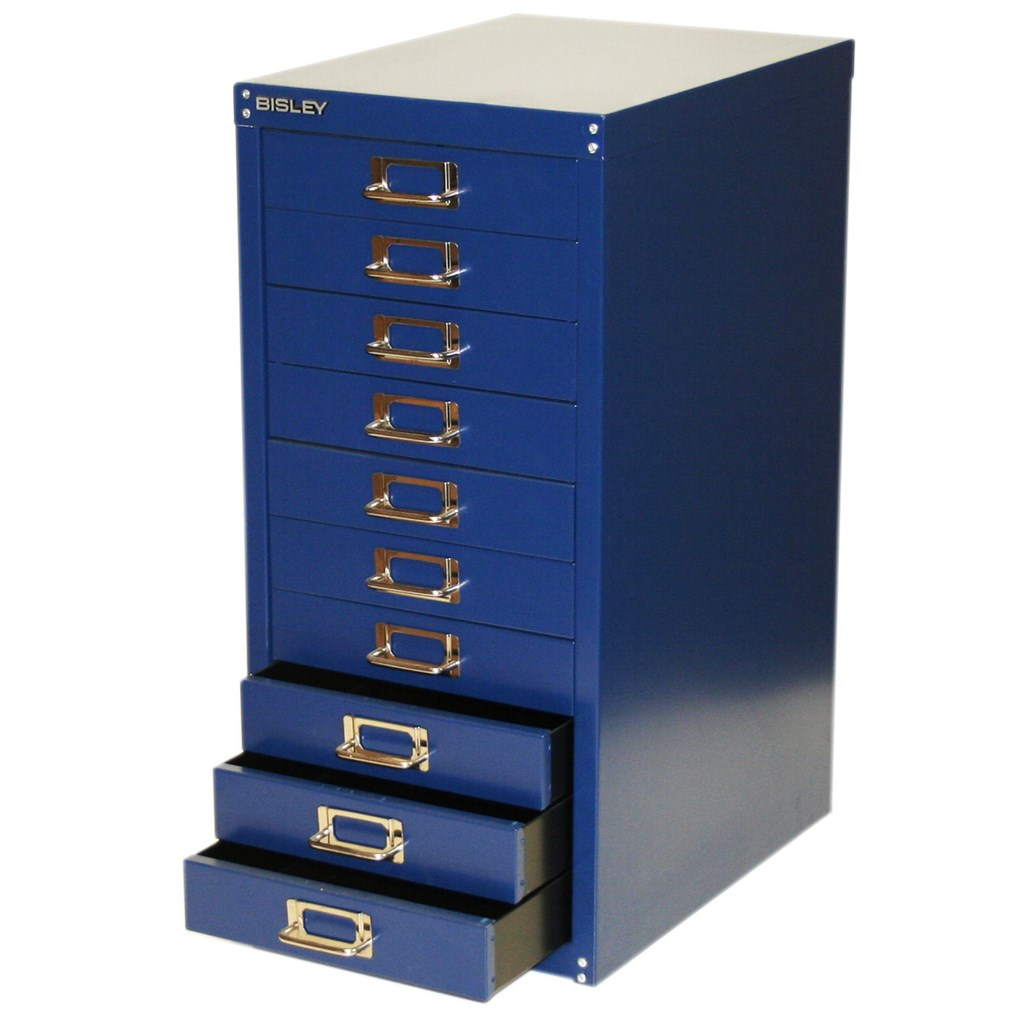 bisley filing cabinet bisley 10 15 drawer multidrawer a4 filing storage 12305