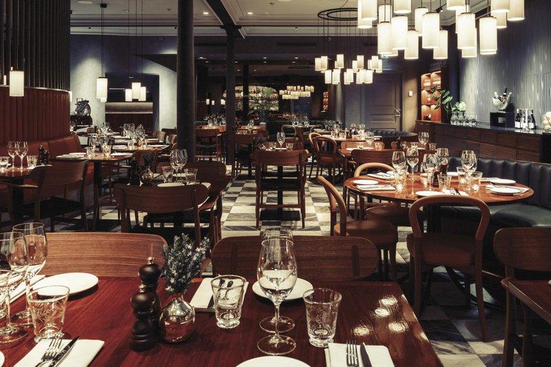 Restaurant Noi at Nobis Hotel, Stockholm