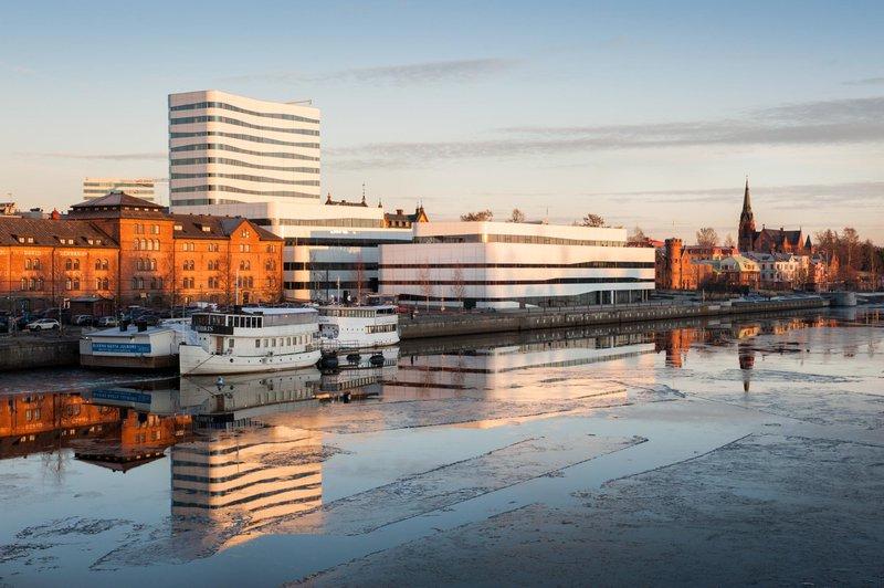 Cultural centre Umeå