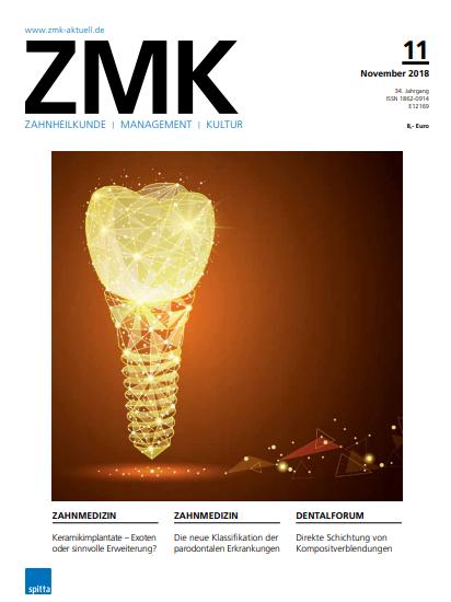 ZMK, Ausgabe 11, November 2018