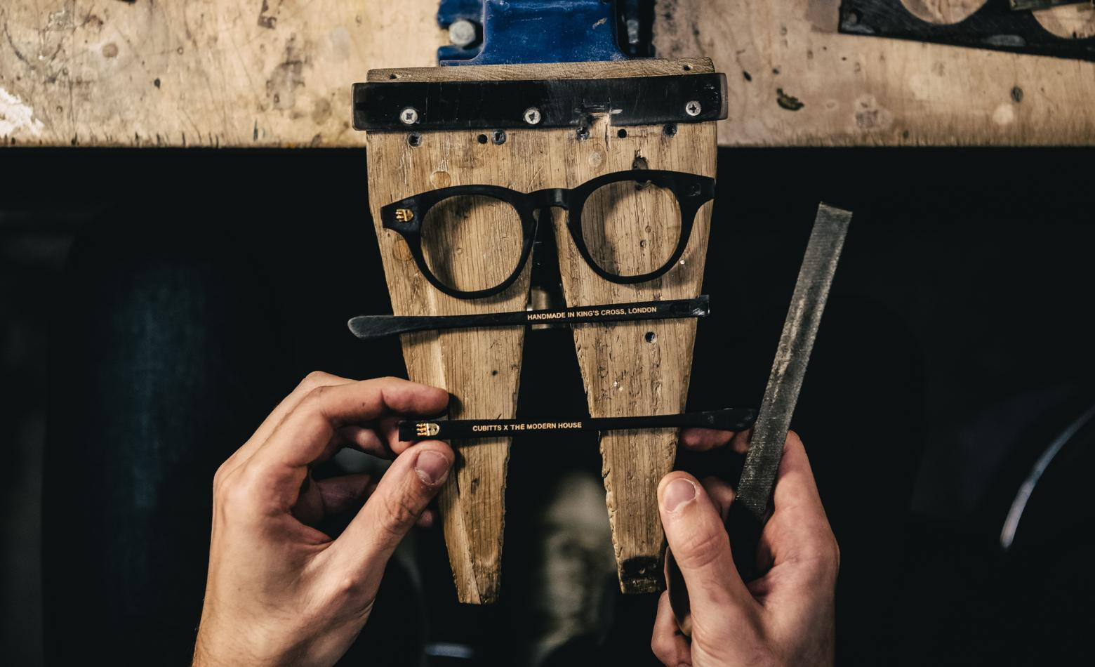 Win A One-Of-A-Kind Cubitts × The Modern House Frame