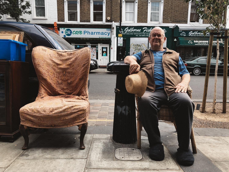 Through the Lens: Notting Hill