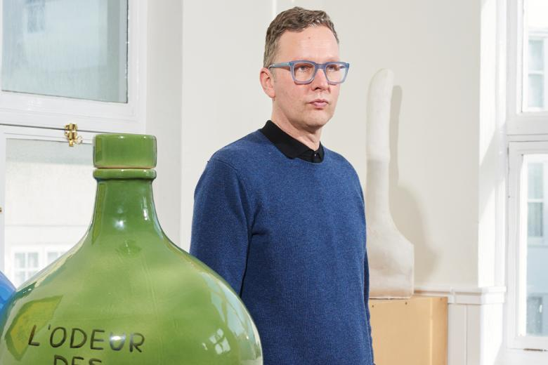 Cubitts in Conversation: David Shrigley OBE