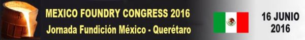 Foundry Congress Mexico 2016