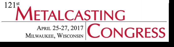AFS 121st Metalcasting Congress