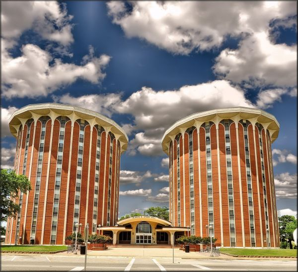 Steen Hall dorms