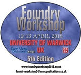 Foundry Workshop UK 2016