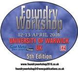Foundry Workshop UK 2016