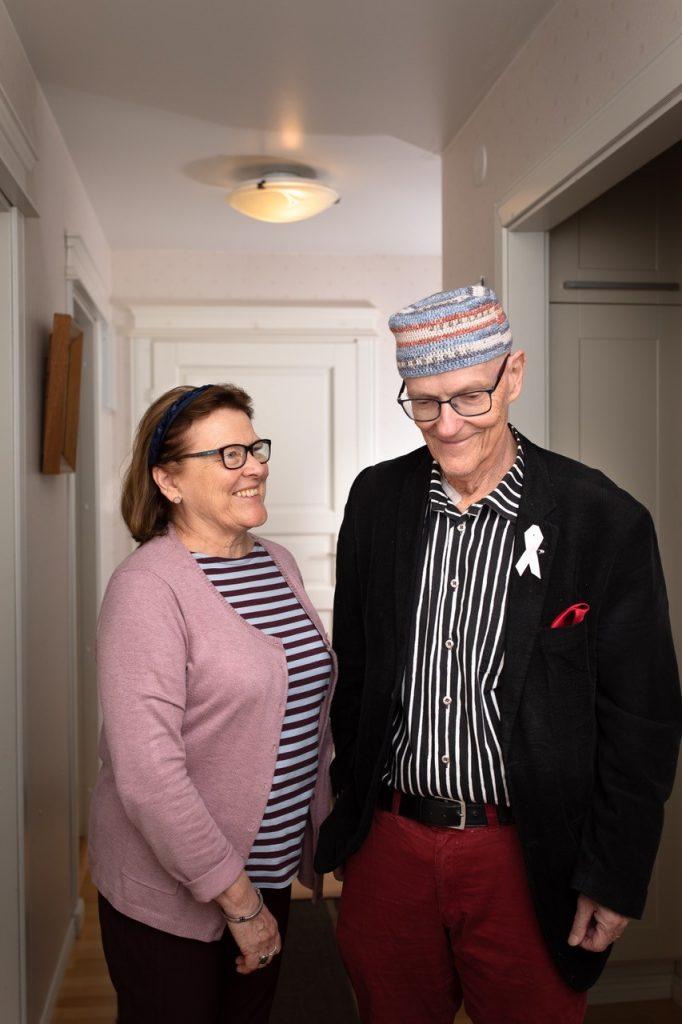 Anna-Leena ja Pekka Melleri