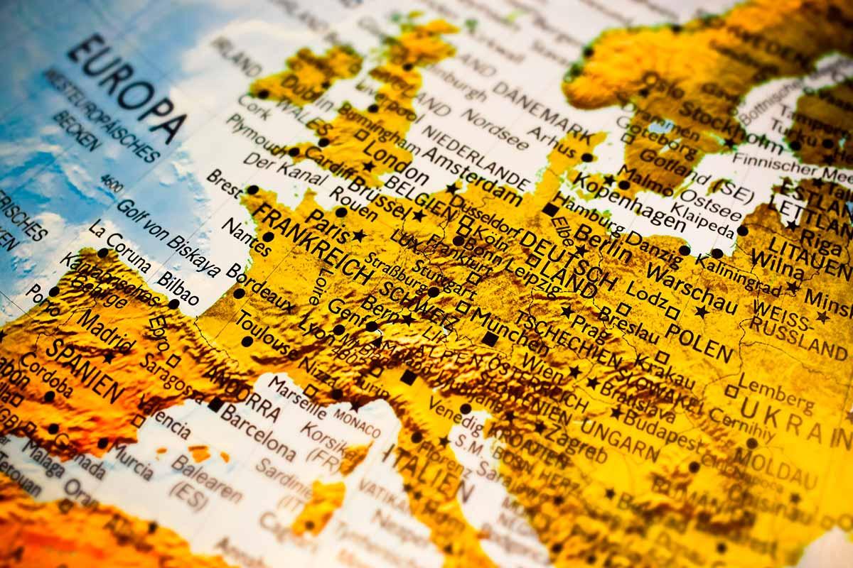 Euroopan Kartta Suomen Syopapotilaat