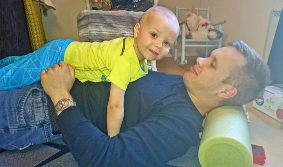 lapsen jalkakipu leukemia