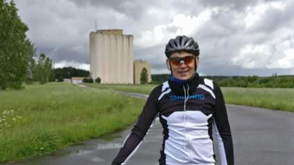 Pyöräillen syöpää vastaan