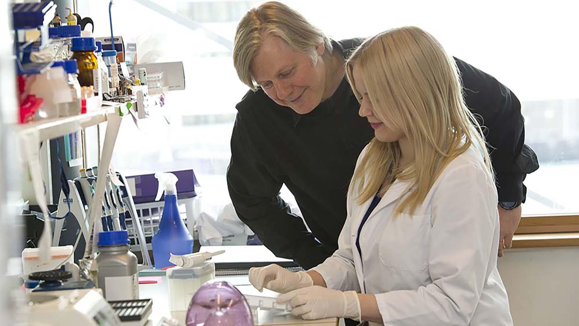 Syövän yleistyessä on Suomessakin panostettava tutkimukseen yhä enemmän