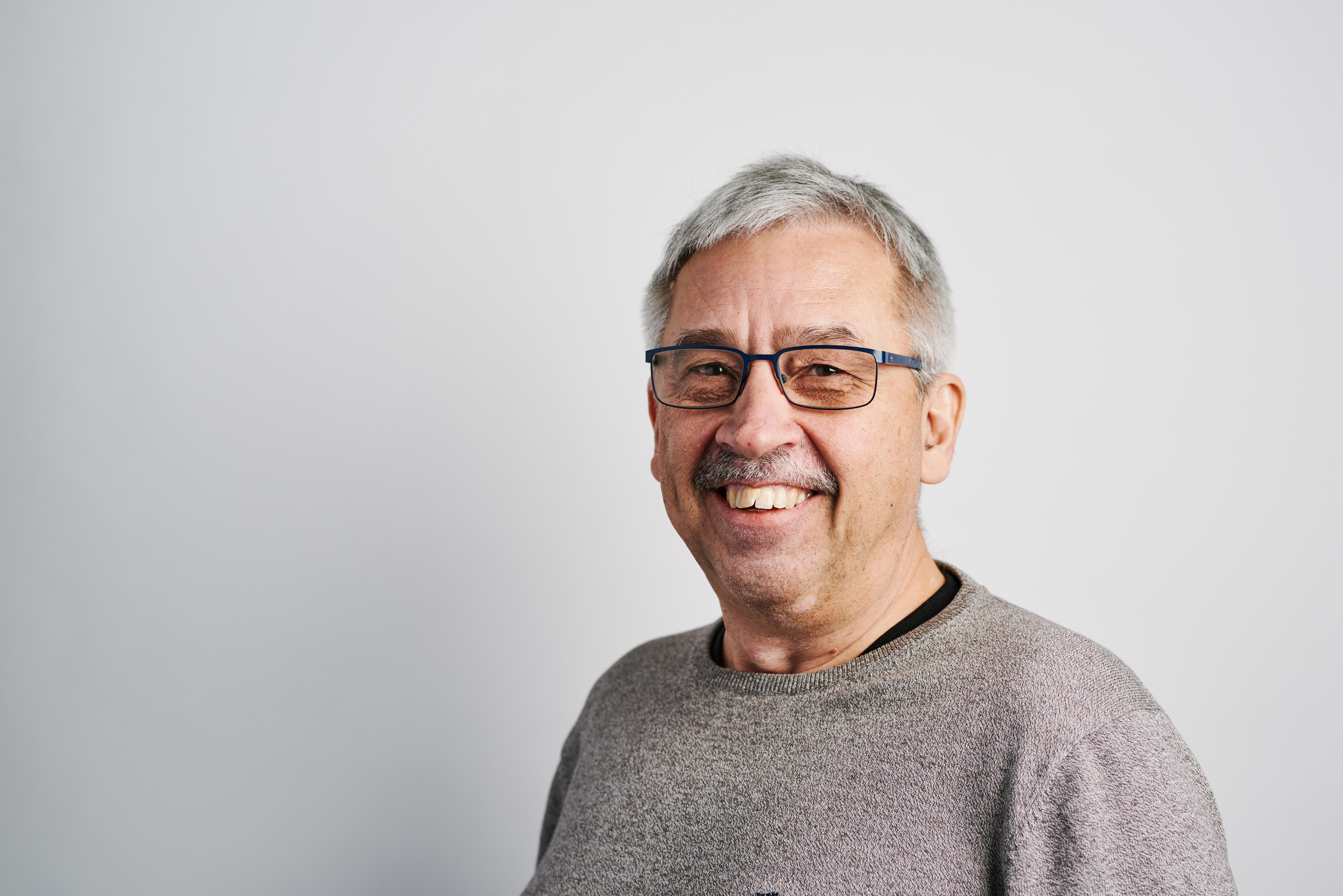 Michael Lindholm: Det finns inga gränser på vad jag kan göra nu