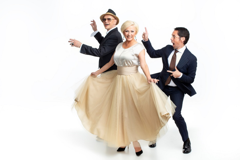 Roosa nauha Tanssii Tähtien Kanssa MTV3-kanavalla lokakuussa