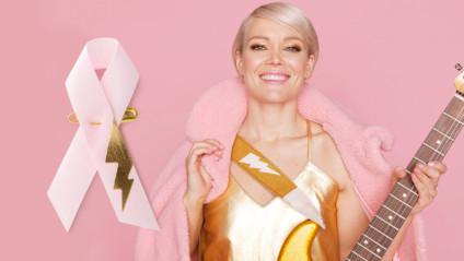 Roosa nauha rikkoi taas ennätyksen: 2,3 miljoonaa naisten syöpien tutkimukseen