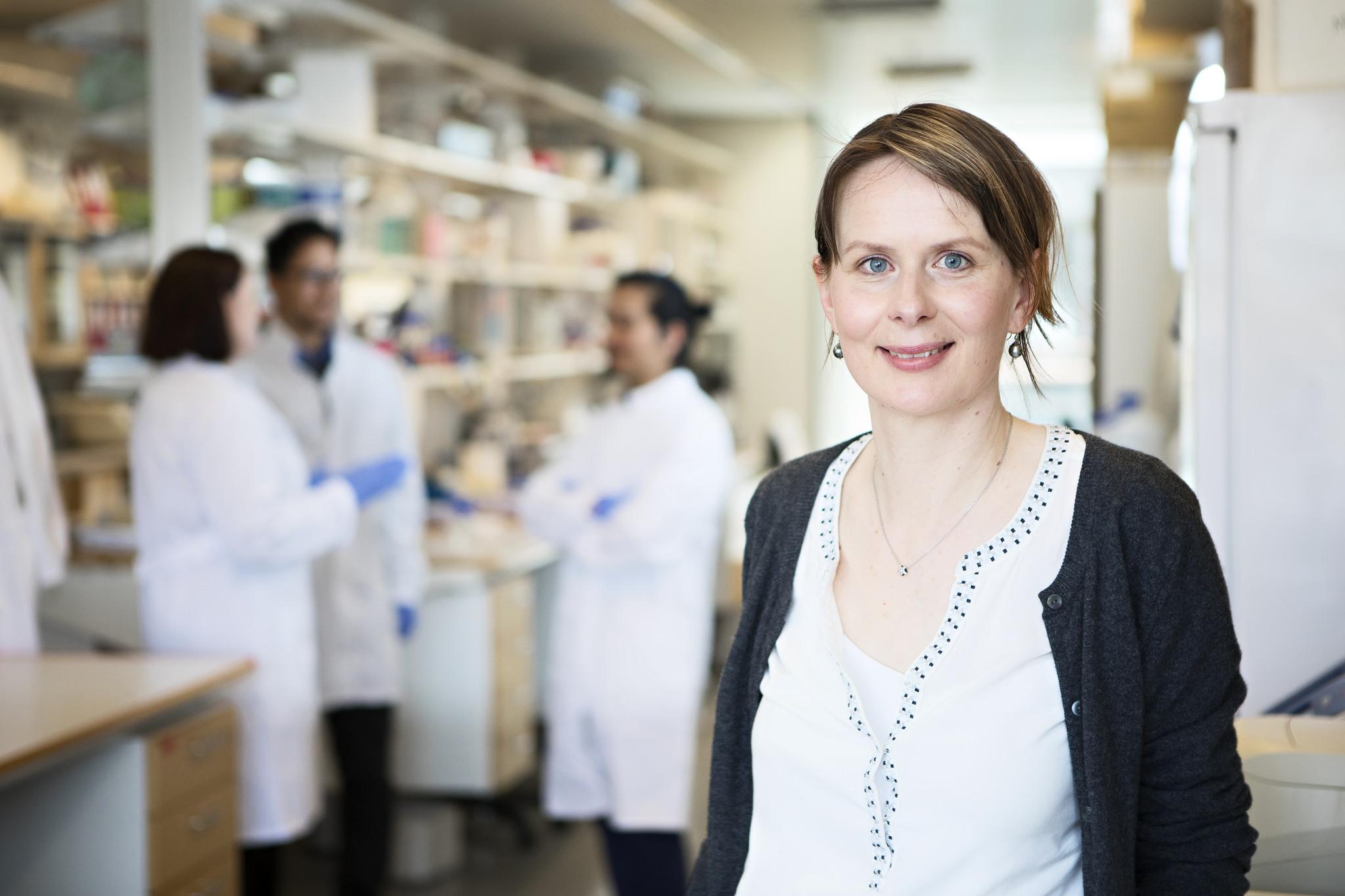 Munasarjasyövän uusi hoito voi tehota myös muihin syöpiin