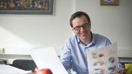 Pikatreffit syöpätutkija Jukka Westermarckin kanssa