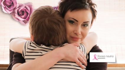 Roosa nauha tukee äitienpäiväkampanjalla myös naisten huonoennusteisten syöpien tutkimusta