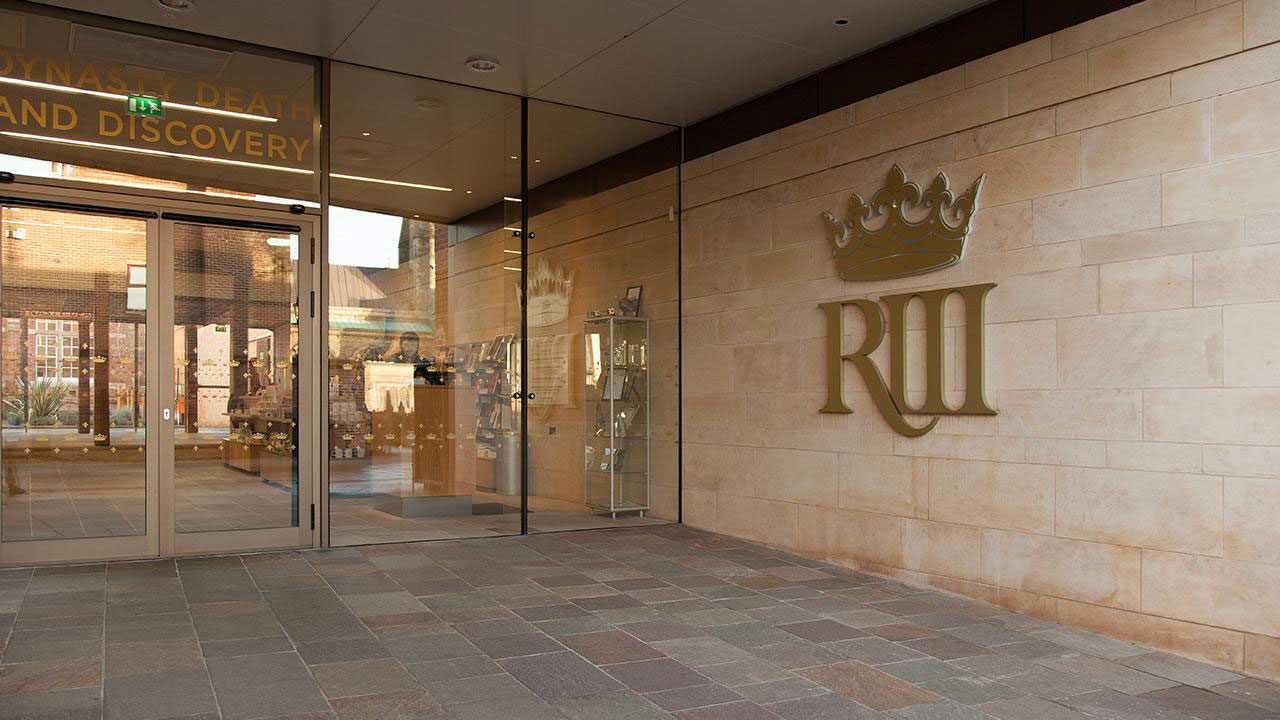 KING RICHARD III: VISITOR CENTRE