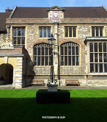 THE CHARTERHOUSE: REVEALING THE CHARTERHOUSE