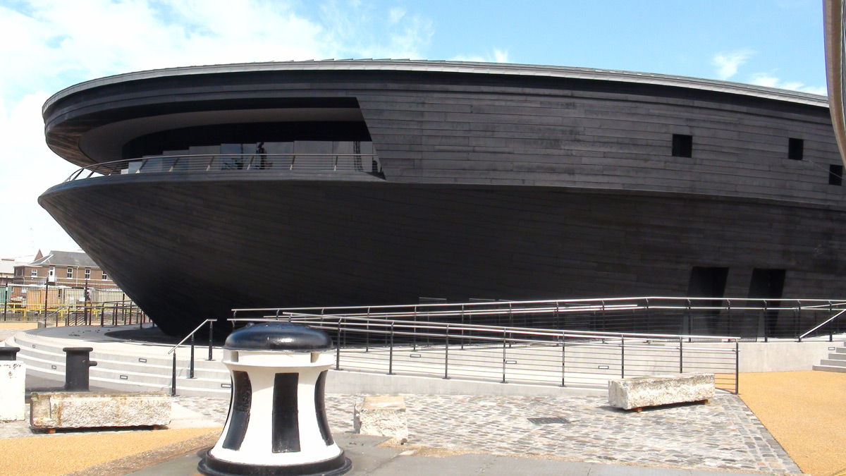 THE MARY ROSE MUSEUM: REVEALED