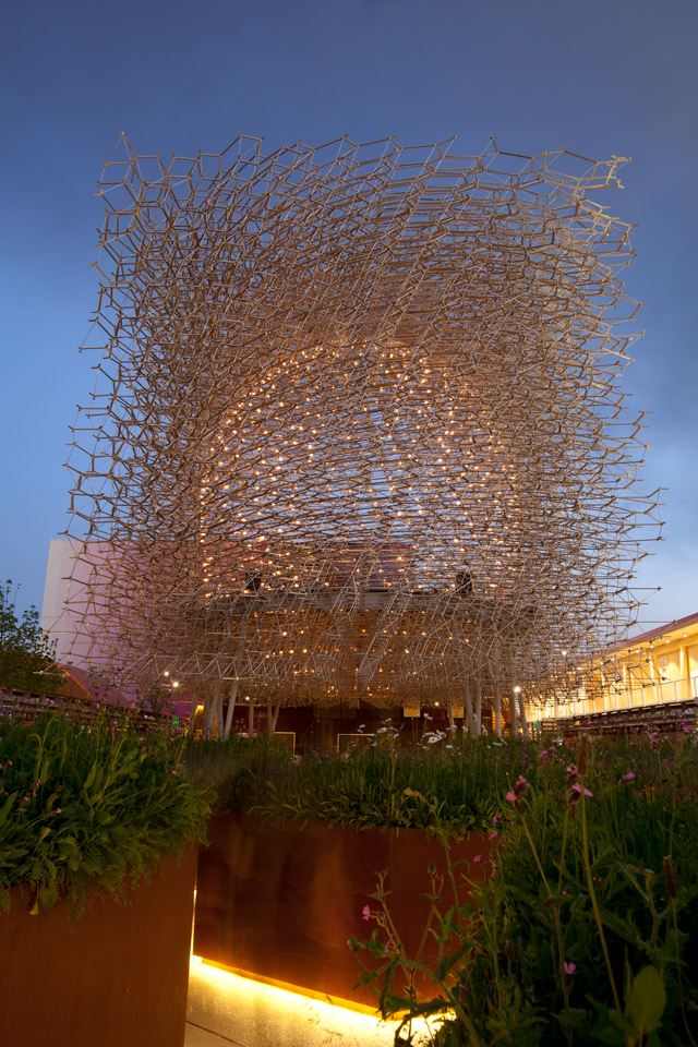 MILAN EXPO 2015: UK PAVILION